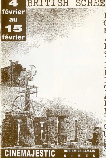 Festival Ecrans Britanniques 2000