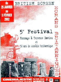 Festival Ecrans Britanniques 2003
