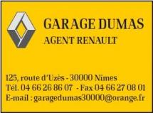 garage dumas