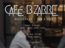 Café Bizarre