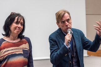 All or Nothing de Mike Leigh en présence de Timothy Spall (2)