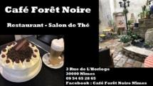 CAFÉ FORÊT NOIRE