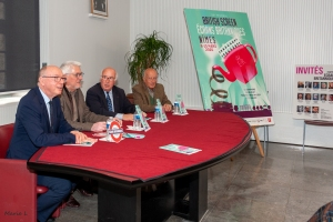 Conférence de presse Mairie  (2 Mars 2020 )