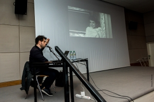 Conférence Musique au Cinéma présentée par Nicolas Botti avec Benoît Basirico ( Jeudi 12 mars Carré d'Art)