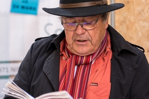 Lecture de textes par Jean-Paul Alexis (7 Mars 2020)