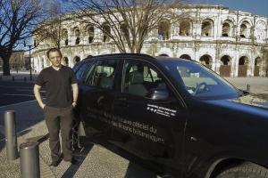 Invités, BMW et Arènes (photos Patrick Hurley)