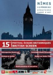 Ecrans britanniques 2012