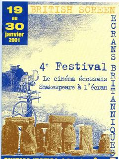Festival Ecrans Britanniques 2001