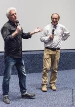 Bernard Raynaud avec Iain Maclean