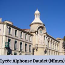 Daudet Nîmes 2